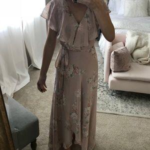 Dresses & Skirts - WAYF maxi dress